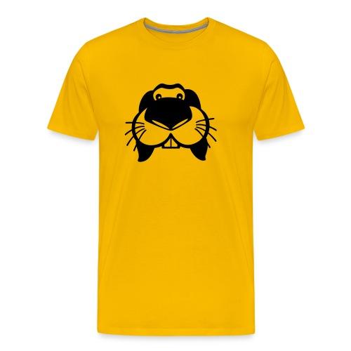 rabbitclose - Mannen Premium T-shirt