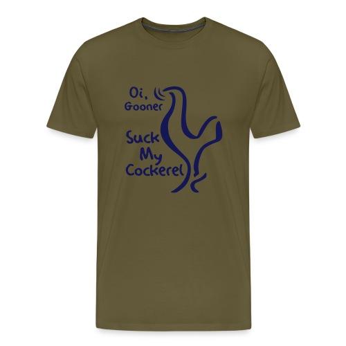 suckmycockerel1 - Men's Premium T-Shirt