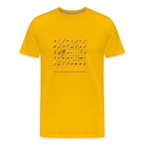 La Florida 16th Century - Camiseta premium hombre