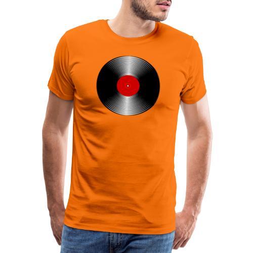 LP Vinyl - Men's Premium T-Shirt