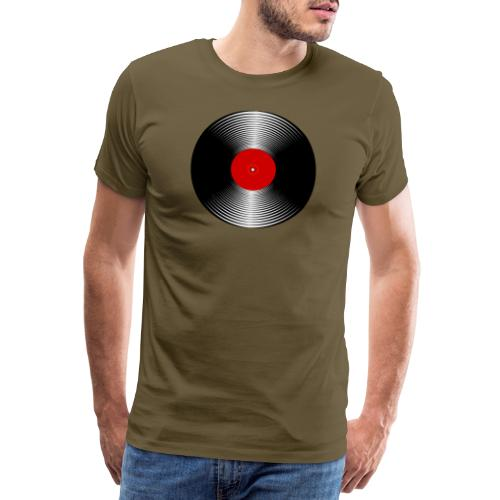 LP Vinyl - Men's Premium T-Shirt