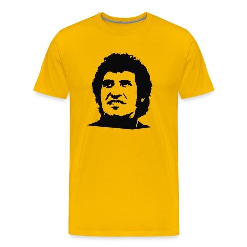 Victor Jara clear - Männer Premium T-Shirt