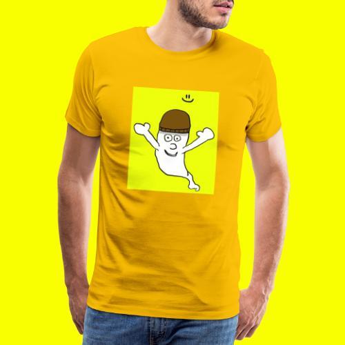 bobi le fantôme - T-shirt Premium Homme