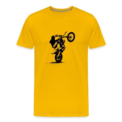 Cross - T-shirt Premium Homme
