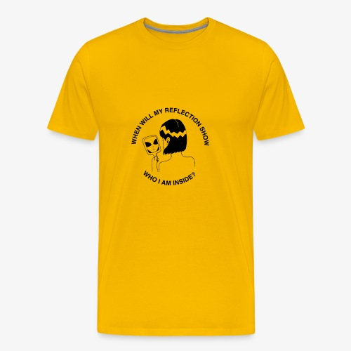 Who am I? - Men's Premium T-Shirt