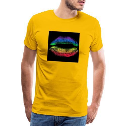 D2 levres - T-shirt Premium Homme