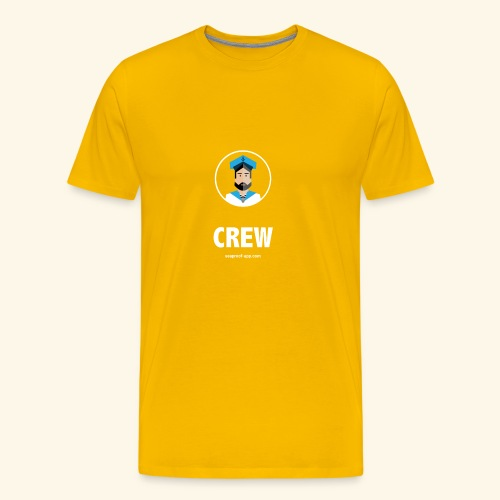 SeaProof Crew - Männer Premium T-Shirt