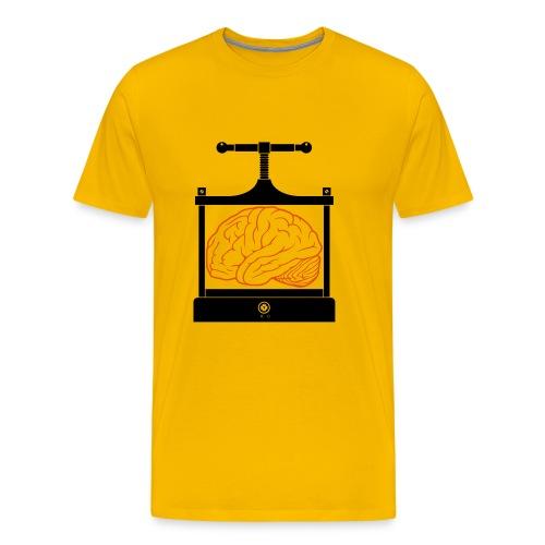 pressure - Mannen Premium T-shirt