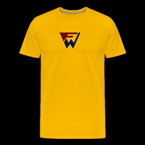 FW Logo - Men's Premium T-Shirt