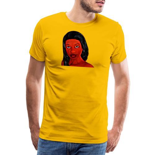 Afrikanische Frau - Männer Premium T-Shirt