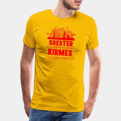 GHB Westfalen Soester Allerheiligenkirmes 81120172 - Männer Premium T-Shirt