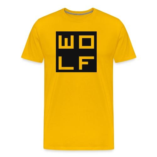 Light Grey T - Shirt Medium - Men's Premium T-Shirt