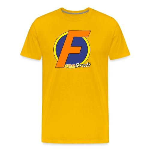 FreeDraft-Tshirt - Männer Premium T-Shirt