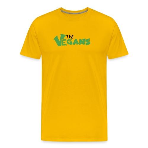 Woman Yelling at Cat meme Ugly - Men's Premium T-Shirt