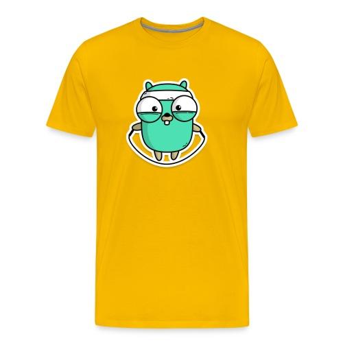Gophercise - Männer Premium T-Shirt