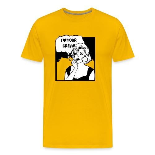 vintagepopart2 - T-shirt Premium Homme