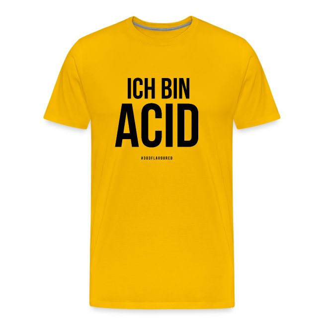 I am Acid