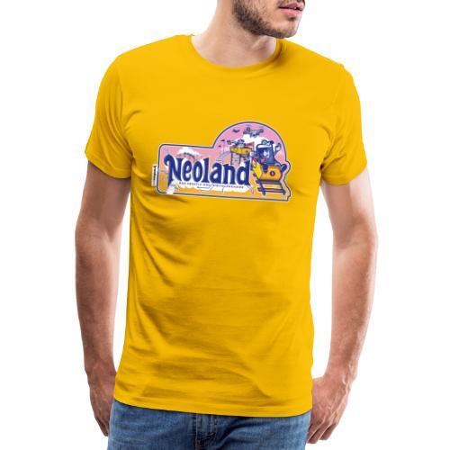 Neoland - das Kreativ- und Digitalparadies - Männer Premium T-Shirt