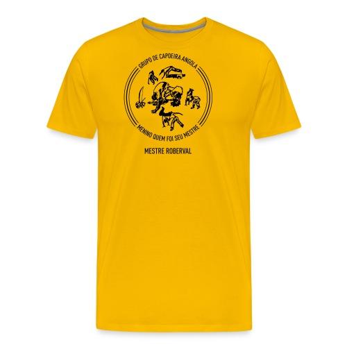MQFSM Camisa oficial - Premium-T-shirt herr