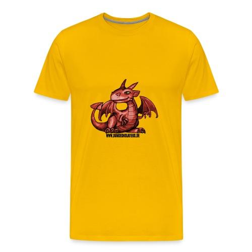 Burny - Männer Premium T-Shirt