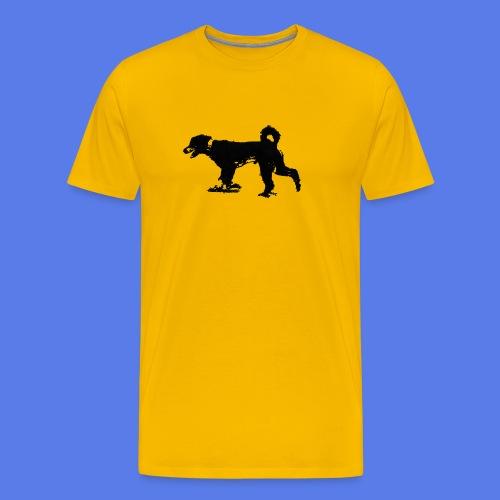 amun pur - Männer Premium T-Shirt