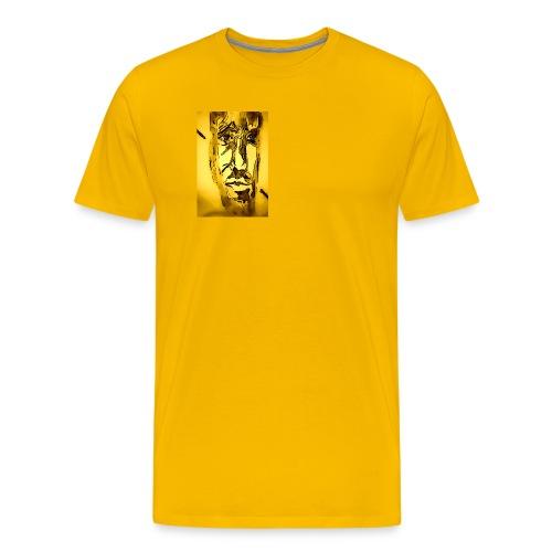 Face one - Männer Premium T-Shirt