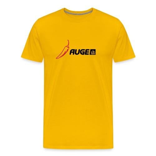 Alternative und Grüne GewerkschafterInnen/UG Logo - Männer Premium T-Shirt