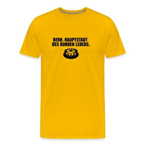 Tschäppät - Männer Premium T-Shirt