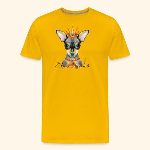 LADY PINCHER - Maglietta Premium da uomo