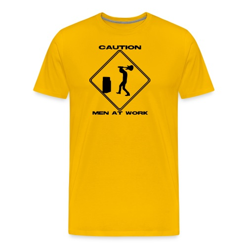 menatwork - T-shirt Premium Homme