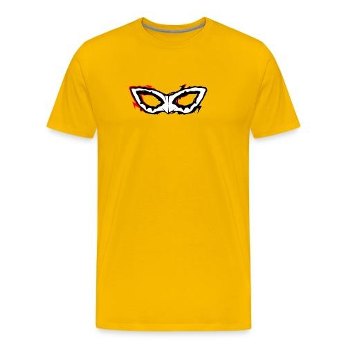 Persona 5 Mask - Herre premium T-shirt
