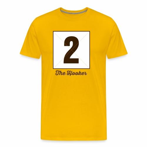 Hooker2 Marplo - Maglietta Premium da uomo