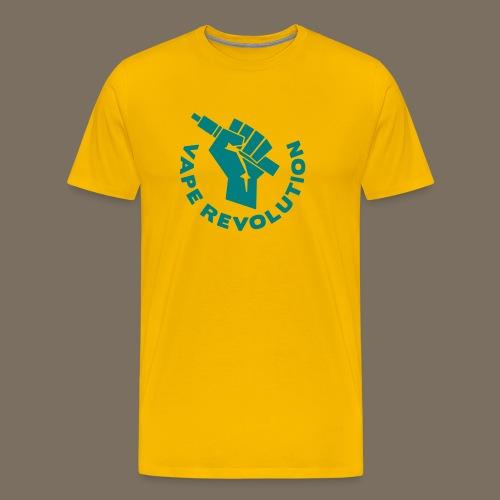 Vape Revolution - Faust - Männer Premium T-Shirt