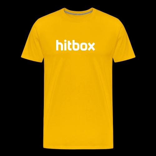 hitbox logo - Men's Premium T-Shirt
