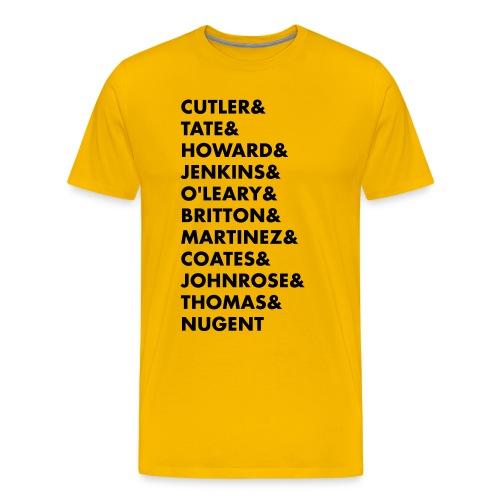 2003 - Men's Premium T-Shirt