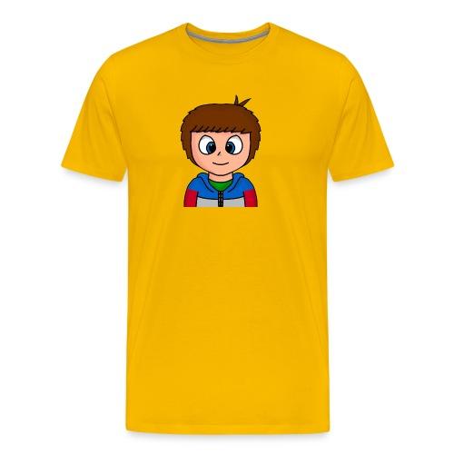giofilms - Herre premium T-shirt