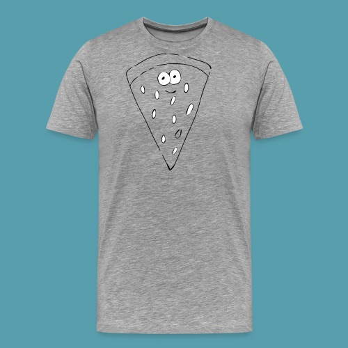 vesimelooni - Miesten premium t-paita