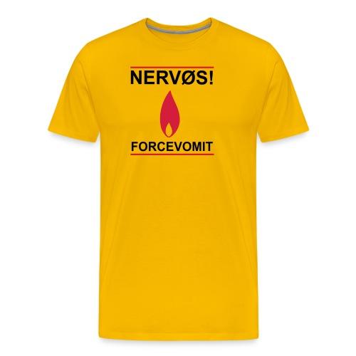 nervos1 - Premium T-skjorte for menn