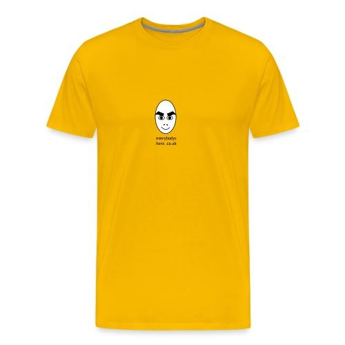 everybodyshero - Men's Premium T-Shirt