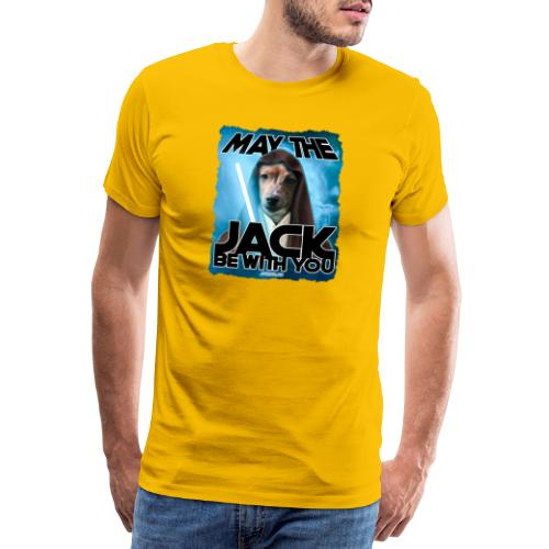 May the Jack be with you - Mannen Premium T-shirt