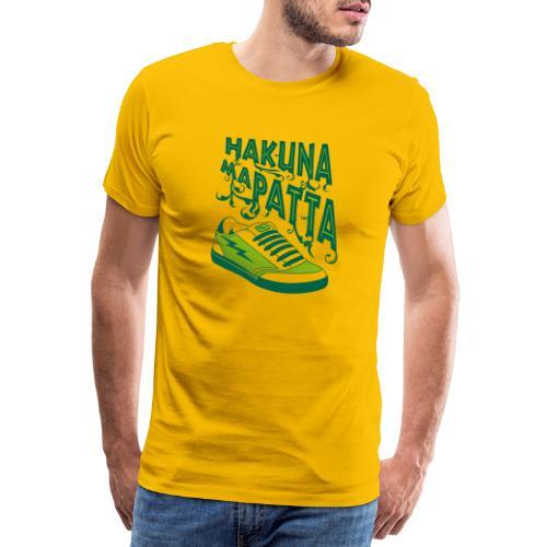 Hakuna maPatta - Mannen Premium T-shirt