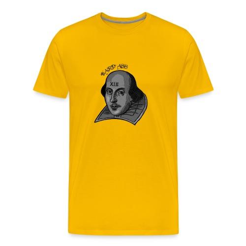 Bard Ass - Men's Premium T-Shirt