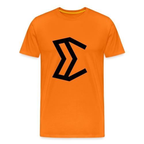E - Men's Premium T-Shirt