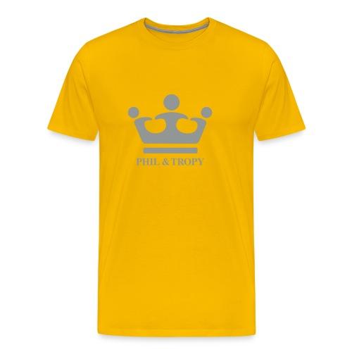 PT - Camiseta premium hombre