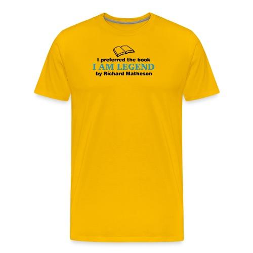 I Am Legend T-Shirt - Men's Premium T-Shirt