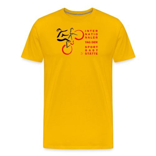 8 itsg farbe - Männer Premium T-Shirt