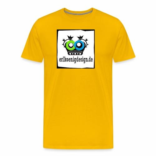 erlkoenig - Männer Premium T-Shirt