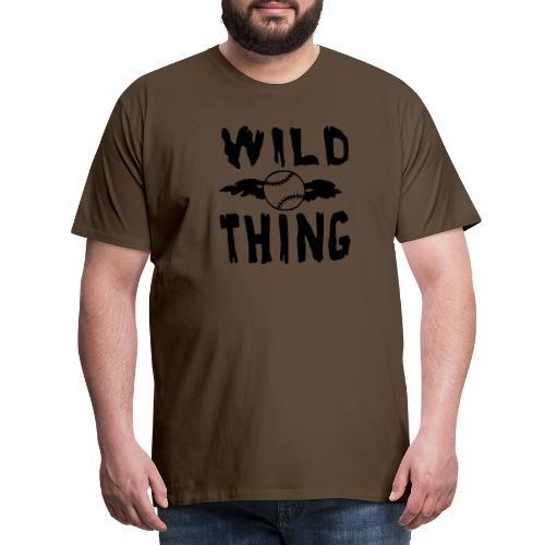 Wild Thing - Men's Premium T-Shirt