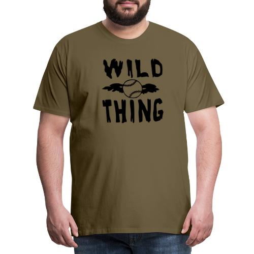 Wild Thing - Men's Premium T-Shirt