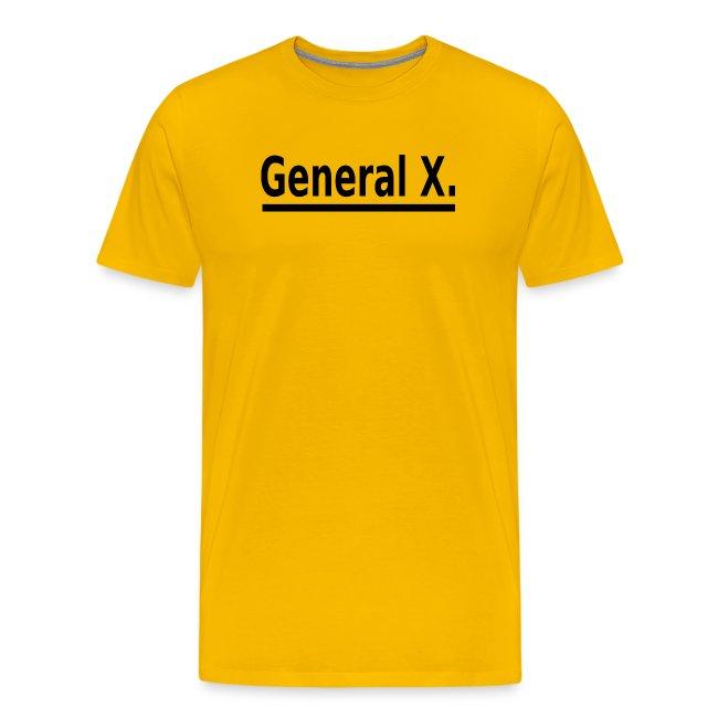 General general Armee